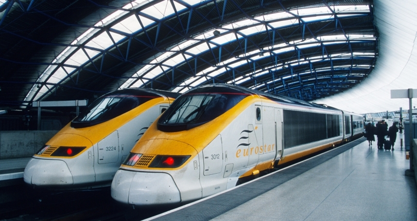 欧州高速鉄道ユーロスター、ロンドン・アムステルダム路線2018年4月に開通