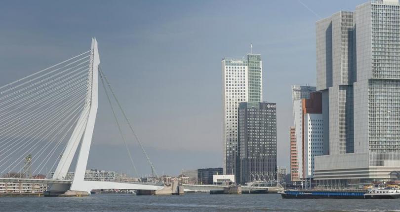 オランダ・ロッテルダムの平均賃料がデン・ハーグを抜く