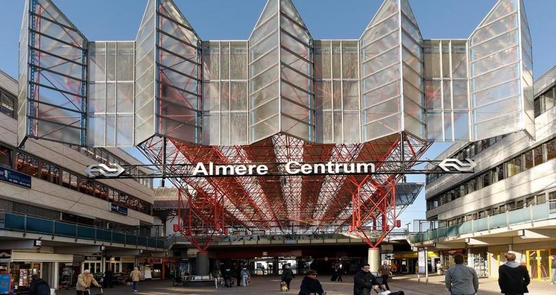 オランダ・アルメールの賃料上昇率はアムステルダムの6倍